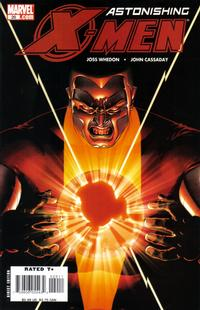 Cover Thumbnail for Astonishing X-Men (Marvel, 2004 series) #20 [Colossus Cover]