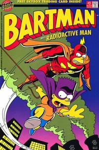 Cover Thumbnail for Bartman (Bongo, 1993 series) #3