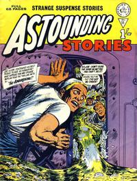 Cover Thumbnail for Astounding Stories (Alan Class, 1966 series) #11
