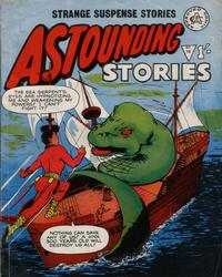 Cover Thumbnail for Astounding Stories (Alan Class, 1966 series) #70