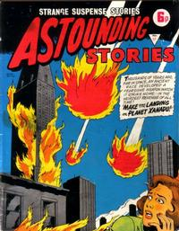 Cover Thumbnail for Astounding Stories (Alan Class, 1966 series) #87