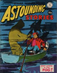 Cover Thumbnail for Astounding Stories (Alan Class, 1966 series) #189