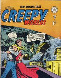Cover Thumbnail for Creepy Worlds (Alan Class, 1962 series) #54