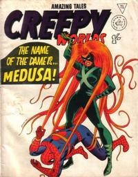 Cover Thumbnail for Creepy Worlds (Alan Class, 1962 series) #112