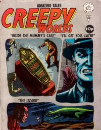Cover Thumbnail for Creepy Worlds (Alan Class, 1962 series) #150