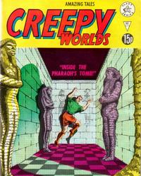 Cover for Creepy Worlds (Alan Class, 1962 series) #171