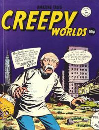 Cover Thumbnail for Creepy Worlds (Alan Class, 1962 series) #249