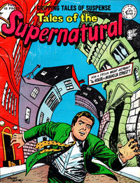 Cover Thumbnail for Tales of the Supernatural (Alan Class, 1964 series) #[nn]