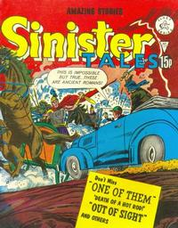 Cover Thumbnail for Sinister Tales (Alan Class, 1964 series) #155