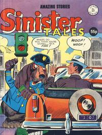 Cover Thumbnail for Sinister Tales (Alan Class, 1964 series) #227