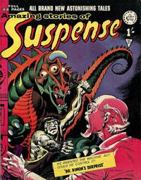 Cover Thumbnail for Amazing Stories of Suspense (Alan Class, 1963 series) #37