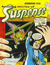 Cover Thumbnail for Amazing Stories of Suspense (Alan Class, 1963 series) #113