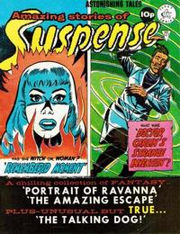 Cover Thumbnail for Amazing Stories of Suspense (Alan Class, 1963 series) #147