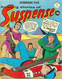 Cover Thumbnail for Amazing Stories of Suspense (Alan Class, 1963 series) #216