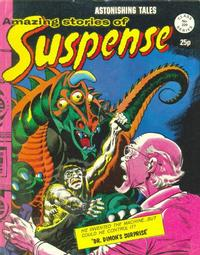 Cover Thumbnail for Amazing Stories of Suspense (Alan Class, 1963 series) #220