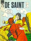 Cover for De Saint (Classics/Williams, 1967 series) #2203