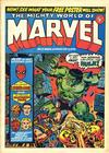 Cover for The Mighty World of Marvel (Marvel UK, 1972 series) #9
