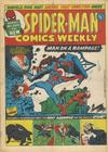 Cover for Spider-Man Comics Weekly (Marvel UK, 1973 series) #26