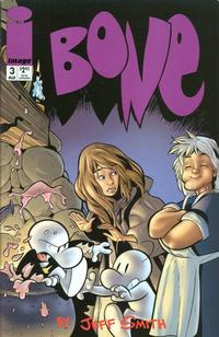 Cover Thumbnail for Bone (Image, 1995 series) #3