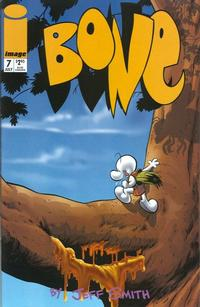 Cover Thumbnail for Bone (Image, 1995 series) #7