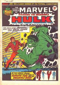 Cover for The Mighty World of Marvel (1972 series) #44