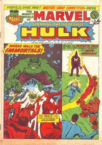 Cover Thumbnail for The Mighty World of Marvel (Marvel UK, 1972 series) #45