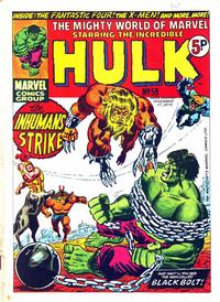 Cover Thumbnail for The Mighty World of Marvel (Marvel UK, 1972 series) #59