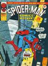 Cover for Spider-Man Comics Weekly (Marvel UK, 1973 series) #112