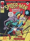 Cover for Spider-Man Comics Weekly (Marvel UK, 1973 series) #124