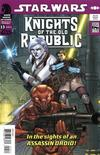 Cover for Star Wars Knights of the Old Republic (Dark Horse, 2006 series) #13