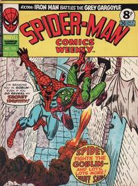 Cover Thumbnail for Spider-Man Comics Weekly (Marvel UK, 1973 series) #131