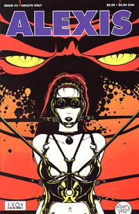 Cover Thumbnail for Alexis (Fantagraphics, 1994 series) #3