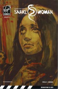 Cover Thumbnail for Snake Woman (Virgin, 2006 series) #9