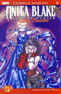 Cover Thumbnail for Anita Blake: Vampire Hunter in Guilty Pleasures (Marvel, 2006 series) #3