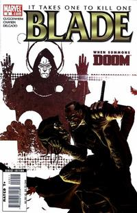 Cover Thumbnail for Blade (Marvel, 2006 series) #2 [Direct Edition]