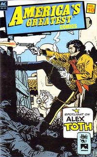 Cover Thumbnail for America's Greatest Comics (AC, 2002 series) #10