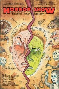 Cover Thumbnail for Horror Show (Caliber Press, 1991 series)