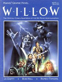 Cover Thumbnail for Marvel Graphic Novel: Willow (Marvel, 1988 series) #[nn]