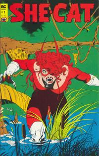 Cover Thumbnail for She-Cat (AC, 1989 series) #1