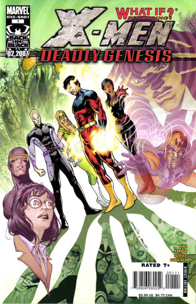 Cover for What If? X-Men Deadly Genesis (2007 series) #1