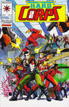 Cover for The H.A.R.D. Corps (Acclaim / Valiant, 1992 series) #5