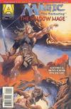 Cover for Magic: The Gathering -- The Shadow Mage (Acclaim / Valiant, 1995 series) #1
