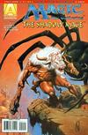 Cover for Magic: The Gathering -- The Shadow Mage (Acclaim / Valiant, 1995 series) #2