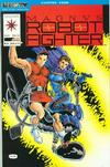 Cover for Magnus Robot Fighter (Acclaim / Valiant, 1991 series) #15