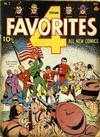 Cover for Four Favorites (Ace Magazines, 1941 series) #2