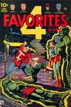 Cover for Four Favorites (Ace Magazines, 1941 series) #21