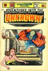 Cover for Adventures into the Unknown (1948 series) #51
