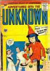 Cover for Adventures into the Unknown (American Comics Group, 1948 series) #101