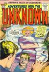 Cover for Adventures into the Unknown (American Comics Group, 1948 series) #115
