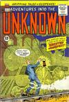 Cover for Adventures into the Unknown (American Comics Group, 1948 series) #132